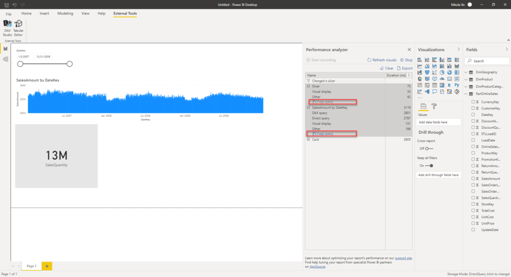 How to Capture SQL Queries Generated by Power BI